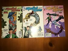 Metal Men 1-7 - 7 Books- High Grade Comic Book B27-40