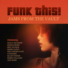 Funk This: Jams From The Vault - Various Artist (2015, CD NIEUW)