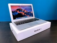 "11"" Apple MacBook Air   TURBO BOOST i5   128GB SSD   MacOS   3 YEAR WARRANTY"