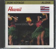 Holiday In Hawaii by George Kulokahai (CD 1990 Intersound )  UPC 015095400024