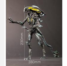 Aliens Figure Vs Predator Colonial Marines Alien Warrior Statue 9inch PVC Action