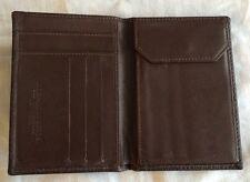 Portafoglio Uomo A.G Spalding&Bros New York Pelle leather wallet