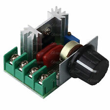 2000W 220V AC SCR Electric Voltage Regulator Motor Speed Control Controller FS