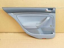 VW Golf V 5 Limosine Porta posteriore sinistra Carenatura Pannello porta grigio