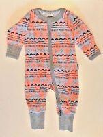 BONDS Zip Wondersuit Zippies Zippy LONG SLEEVE - Rare designs Size 000 00 0 1 2