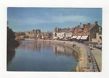 The Strand & River Strat Bude Cornwall 1969 Postcard 352a