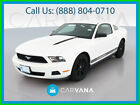 2010 Ford Mustang Coupe 2D tability Control ABS (4-Wheel) Power Steering Tilt Wheel AM/FM Stereo Side Air