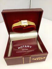 Vintage Rotary Quartz Swiss Made With Box *read description*