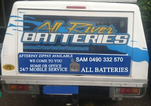 BRAND NEW BATTERIES FROM $75 WARRANTY UPTO 3 YEARS