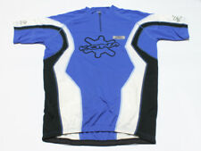 KONA NEW SPIRIT Bike Jersey Short Sleeve XL- XXL - Blue - Men's