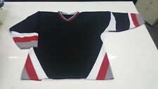 New Hockey Jersey Old Buffalo Colors Pro Quality Excellent Condition Xxxl