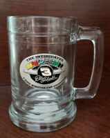 #3 Dale Earnhardt The Intimidator Glass Beer Mug-7 Time Winston Cup Champ--2000