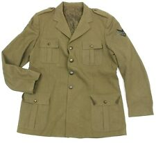 GRADE 1 Genuine Italian Army Olive Green Field Parka with Liner D9//10 IPK1