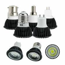 Dimmable LED Spotlight Bulb 5W E27 GU10 MR16 E12 GU5.3 Spot Light Lamp 110/220V