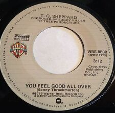 T.G. Sheppard 45 You Feel Good All Over /I Wish That I Could Hurt That Way Again