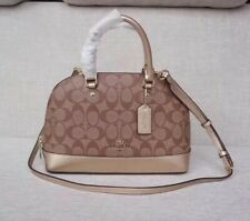 Coach WOMENS shell bag Handbag F31156
