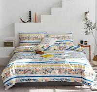 3D Colorful Dots ZHUA3963 Bed Pillowcases Quilt Duvet Cover Set Queen King Zoe