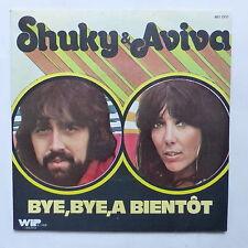 SHUKY & AVIVA Bye bye a bientot 861001