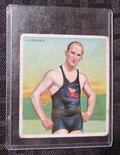 "1910 J. A. RUDDY Tobacco Cigarette Card 2.5x3"" Hassan Back VG/FN"