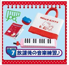 Re-Ment Miniature Sanrio Hello Kitty Student Stationery appliance Set # 7