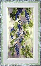 Krasa & Tvorba  31010  Point de Croix  Compté  Oiseaux  Blue Splashes
