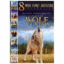 8 Movie Family Adventure Collection (DVD, 2013, 2-Disc Set)