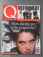 Q Music Magazine July 1993, Velvet Underground/The Cure/Auteurs/Peter Gabriel