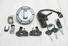 Benelli 2013-UP BN 600 BN600 IGNITION LOCK SET With KEY ASSY (OEM)#4231
