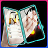 For Huawei Mate 20/P20 Pro 360° Magnetic Adsorption Double Side Glass Case Cover