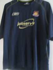 West Ham United 2003-2004 Away Football Shirt Size XL /35517