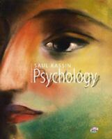 Psychology, Fourth Edition [ Kassin, Saul ] Used - Good