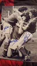 Signed nottingham forest league cup photo