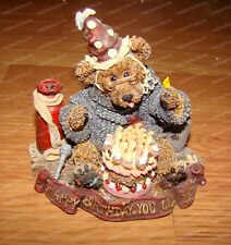 Bearstone, Happy Birthday you Old Bear (Boyds Bears & Friends, 228321) 1999