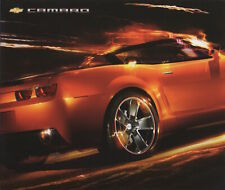 Chevrolet Camaro Convertible Concept Brochure - 2007