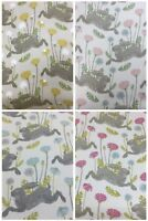 Clarke + Clarke-Studio G- MARCH HARE Cotton Fabric.Upholstery/Curtain/Craft