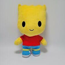 "Universal Studios The Simpsons BART Cutie Plush 10"" Stuffed Doll 2018"