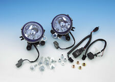 Lower Fog Light Kit - blue lenses - for '01-'10 Goldwing GL1800 (52-704)