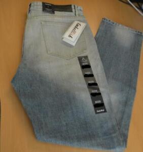 EMBELLISH-NYC Sunny Patchwork Men Jeans/Pants SZ 34X34