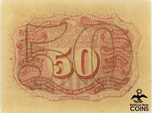 UNITED STATES 50c SPECIMEN, FRACTIONAL CURRENCY BEAUTIFUL NOTE!