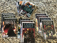 Fear Itself Mega Lot!  Full Set 1-7, 1-Shots, Wolverine and Fearsome 4! 18 Books