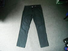 "Denim Co Classic Fit Jeans Waist 32"" Leg 30"" Black Faded Mens Jeans"
