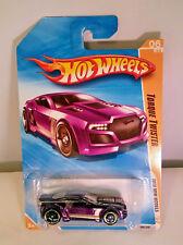 HOT WHEELS 2010 New Models Torque Twister Purple Car #006/240