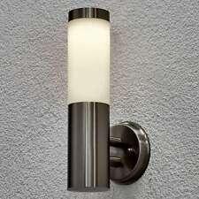 LED Solarleuchte Jolla Edelstahl Wandleuchte Lampenwelt Solar Außenlampe LED