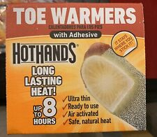 HotHands Toe Warmers 17, 2 Pair Pk (34 Total)