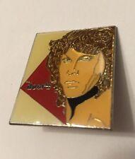 NOS Vintage Jim Morrison The Doors Enamel Tie/Hat Pin