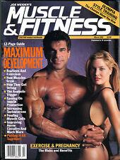 Muscle & Fitness Magazine March 1993 Lou Ferrigno EX 010416jhe