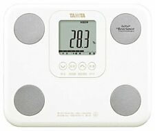 Digital bathroom scale Body Weight Tanita Monitor Bc-751-Wh White