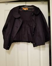 CYNTHIA STEFFE BLAZER SHORT SLEEVES W SKIRT SET TOTAL MSRP $505 NEW WITH TAGS