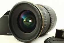 Tokina AT-X124 AF 12-24mm F/4 PRO DX Lens for Canon**EXCELLENT+**JAPAN/4482