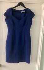 Wallis Blue Dress Size 12 Petite